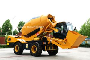 Hot Selling 4.0m3 Concrete Mixer Truck (HQ400) for Sale pictures & photos