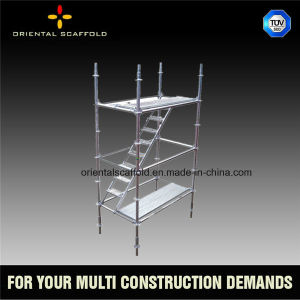 Q235 Q345 Hot Sales Ringlock Scaffolding for Working Platform and Support System pictures & photos