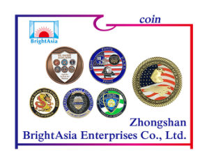 Custom Metal Souvenir Coin for Collection pictures & photos