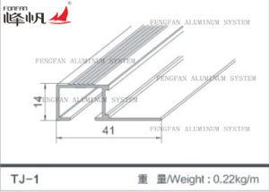 European Standard Aluminum Stair Nosing Anti Slip pictures & photos