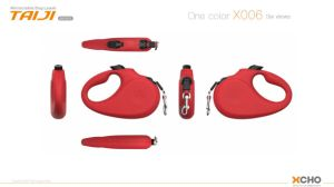 China Factory Taiji Fish Retractable Dog Leash/Lead pictures & photos