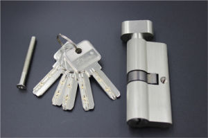 Zinc or Brass Beauty Single Open Door Lock Cylinder Skt-C05 pictures & photos