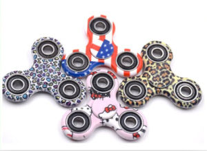 2017 Top Selling Camouflage Quality Hand Spinner pictures & photos