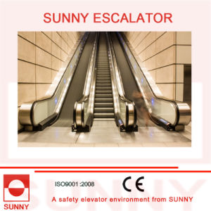in-Door and out-Door Escalator with Vvvf Driving Control System, Sn-Es-ID040 pictures & photos