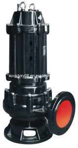 Caset Iron Sewage Pump (100QW100-25-11) pictures & photos