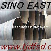 Hot Sale Steel Tube & Best Price Black Spiral Steel Tube pictures & photos