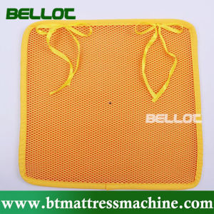 High Quality 3D Plastic Filament Cushion Material Fabric pictures & photos