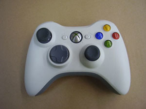 Gamepad for xBox360