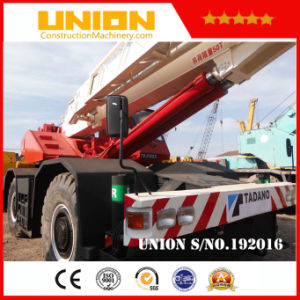 Tadano Tr500ex (50t) Rough Terrain Crane pictures & photos