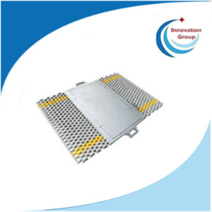 Static Vehicle Axle & Wheel Weighing Pad in-40h