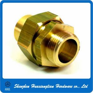 Precision Customized CNC Lathe Milling Machining Turned Brass Parts pictures & photos