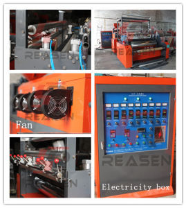 RS-Slw Series PE Stretch Fim Machine (RS-SLW-1200)