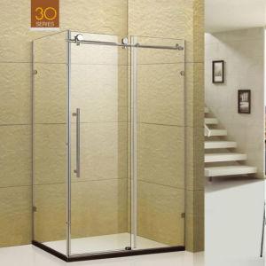 Fashional Freestanding Corner Glass Shower Enclosures