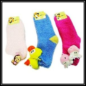 Doll Fleece Socks (BFFL001)
