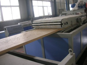 PVC WPC Door Production Equipment pictures & photos