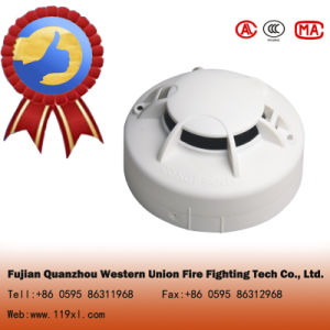 Automatic Addressable Smoke Detector, Cigarette Smoke Detector pictures & photos