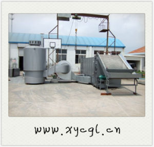 Stainless Steel Mesh Conveyor Belt Dryer (DW-1.2-10)