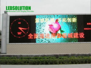 Ledsolution P10 Outdoor LED Display (LS-O-P10) pictures & photos