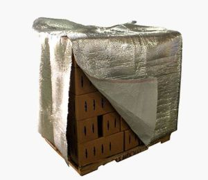 Insulated Pallet Covers pictures & photos