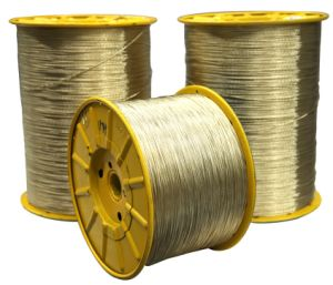 Chinese Supplier of Brass Coated Radial Tire Steel Cord, Steel Wire (3+9*0.22) pictures & photos