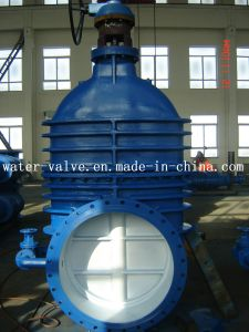 Non-Rising Stem Parallel Double Dick Gate Valve