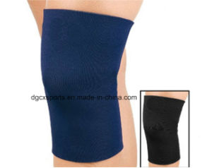Waterproof Neoprene Knee Support with 4 Pieces Springs pictures & photos
