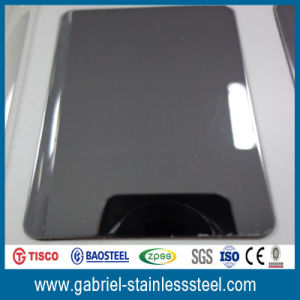 2mm Thick 304L Color Mirror Stainless Steel Sheet pictures & photos