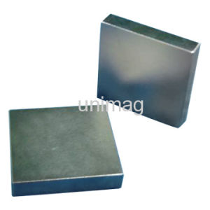 Steady Performance Strong Sintered Neodymium Block Magnet (UNI-BLOCK-002) pictures & photos