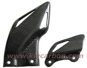Carbon Fiber Heel Guards for Honda Cbr 1000rr pictures & photos