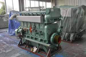 2970kw 4-Stroke and Water Cooling Marine Diesel Engine