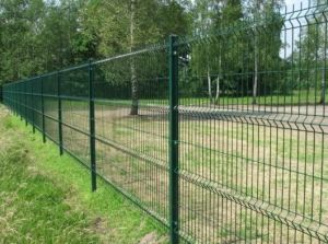 Powder Coated Wire Mesh Fence with All Colors