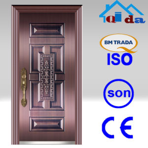High Quality Steel Exterior Door