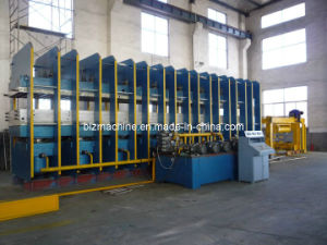 Conveyor Belt Platen Vulcanizing Press pictures & photos