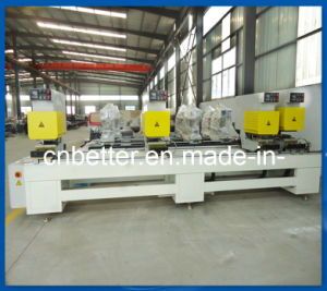 Seamless Welding Machie for Plastic Door and Window (WFHJ04-4500.1/2/3/4A) PVC Window Machine