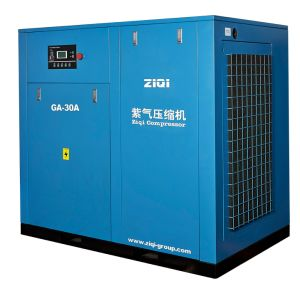 Stationary Screw Air Compressor (GA-7.5A) pictures & photos