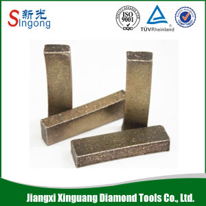 2014 High Quality 800mm Diamond Granite Segments Cutting pictures & photos