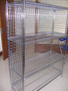 Metal Supermarket Shelves (ZT-B001)