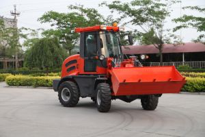ER12 Multi-Function Mini Wheel Loader pictures & photos