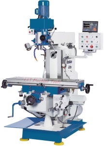 Universal Milling Machine (Milling Drilling Machine ZX6350ZA) pictures & photos
