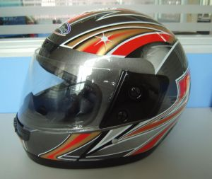Full Face Motorcycle Helmets (HF-858)