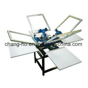 Silk Screen Printer for Garment pictures & photos