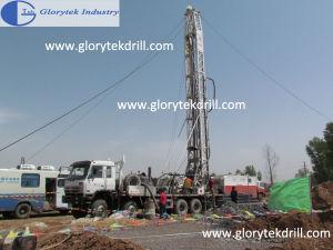 600CLCA Multipurpose 600m Depth Water Drilling Truck pictures & photos