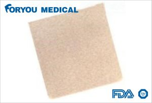 2016 New Silver Ion Foam Dressing From Foryou Medical pictures & photos