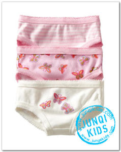 Girls Panties/Cotton Panties (PJ9109)