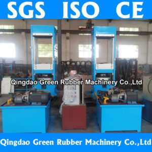 Qingdao Rubber Machine Manufacturer Automatic PLC Control Vulcanizing Machine