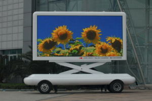 Trailer Mounted Screen (E-K50II)
