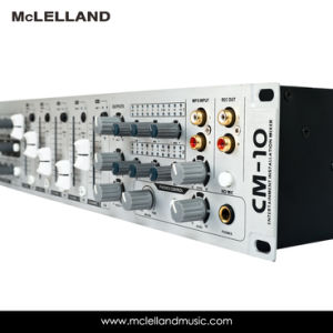 19inch Rack Mounted Entertainment Installation Mixers / Audio Mixer (CM-10) pictures & photos