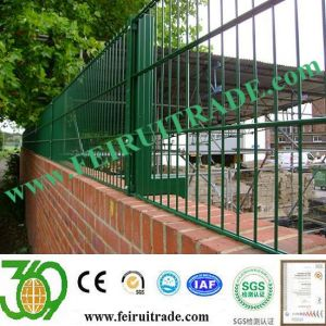 PVC Coated Double Wire Fence pictures & photos