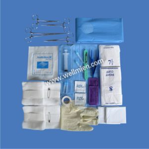 Fully Disposable Mc Kit for Forceps Guided Procedure (Kit-2) pictures & photos