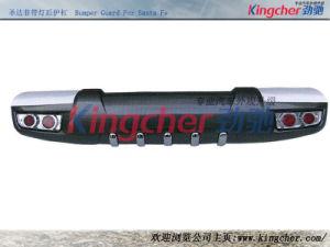 Rear Bumper Guard (with Light) for Hyundai Santafe